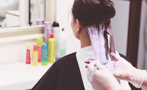 Hamileyken Saç Boyatmak