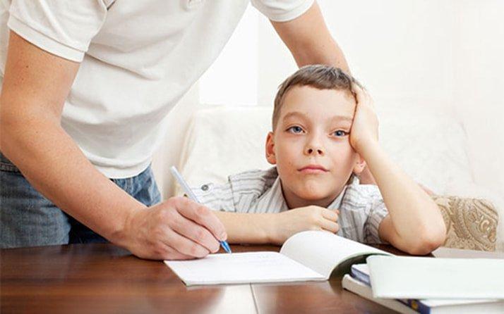 Çocuklarda Dikkat Eksikliği