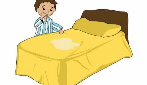 Çocukluk Çağında Yatak Islatma