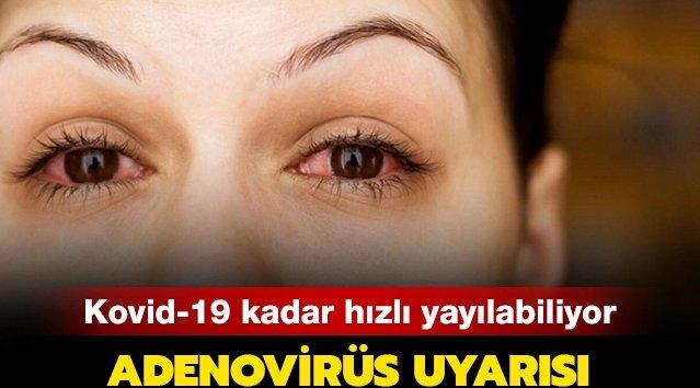 Adenovirüs 14 Nedir
